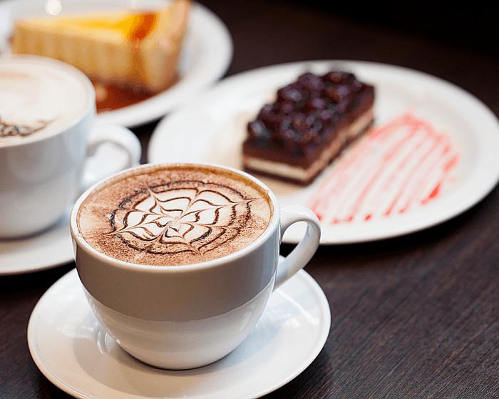 cappuccino a dort